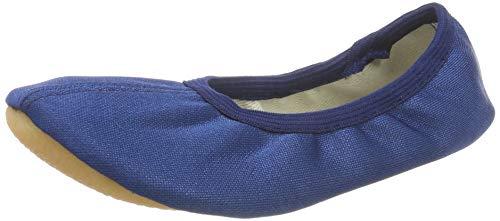 Beck Basic 070 Mädchen Sportschuhe - Gymnastik, Blau, 23