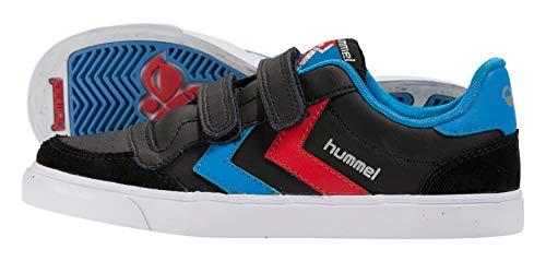 hummel Unisex Kinder Stadil JR Leather Low Sneaker