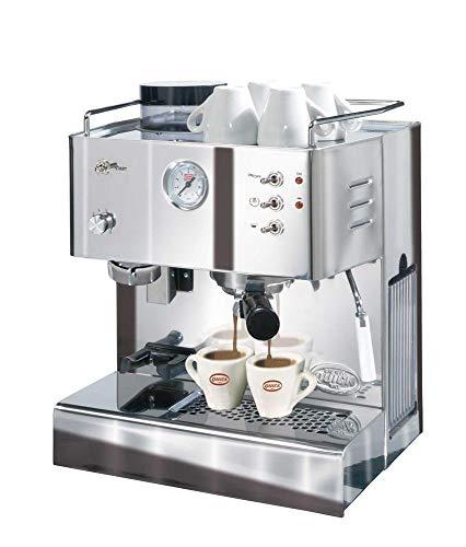 QuickMill - Steel Model 03035L Espressomaschine mit Kaffemühle