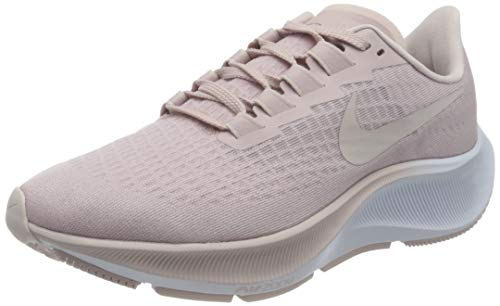 Nike Damen WMNS AIR Zoom Pegasus 37 Laufschuh, Champagne/Barely Rose-White, 36.5 EU