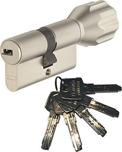 ABUS EC550 Profil-Knaufzylinder Länge Z30/K30mm mit 5 Schlüssel