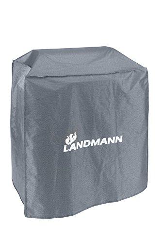 Landmann Premium - Wetterschutzhaube L, anthrazit, 96 x 120 x 60 cm