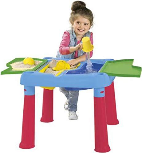 OEM11 Sandkasten Tisch | Matsch- und Buddelspaß | Sandkasten Spieltisch für Kinder
