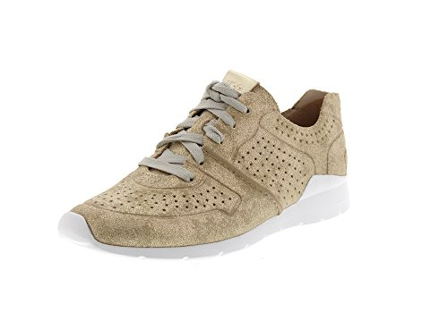 UGG Tye Stardust Sneaker Gold Damen 36 Gold
