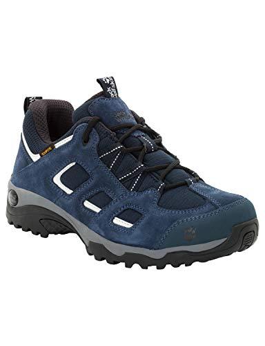 Jack Wolfskin Damen Vojo Hike 2 Texapore Low W Wasserdicht Trekking-& Wanderhalbschuhe, Blau (Night Blue 1010), 40 EU