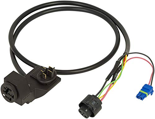 Bosch Kabel PowerPack Rack, 880 mm, Stromversorgung für Nuvinci Harmony, schwarz