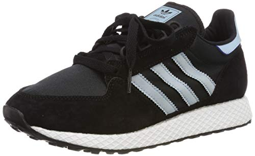 adidas Damen Forest Grove W Gymnastikschuhe, Schwarz (Core Black/Ash Grey S18/Chalk White), 37 1/3 EU(4.5UK)