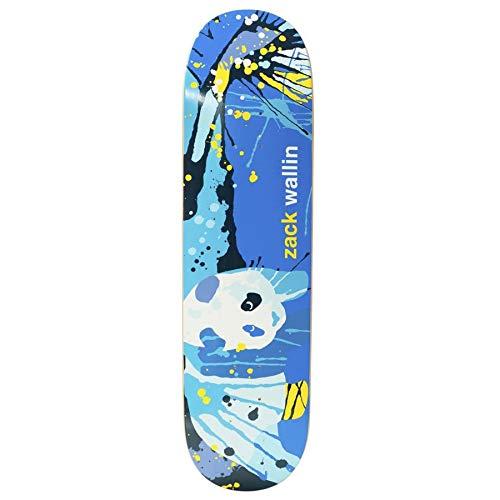 Enjoi Skateboard Deck Splatter Panda 8.5