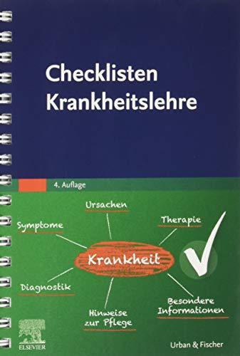 Checklisten Krankheitslehre
