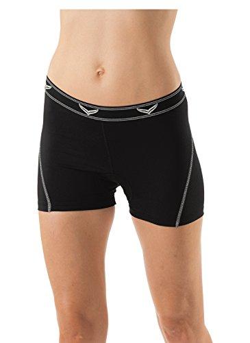 Trigema Damen 531310 Sportunterhose, Schwarz (Schwarz 008), 36 (Herstellergröße: S)