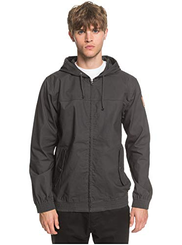 Quiksilver Brooks Unlined - Hooded Canvas Jacket - Männer