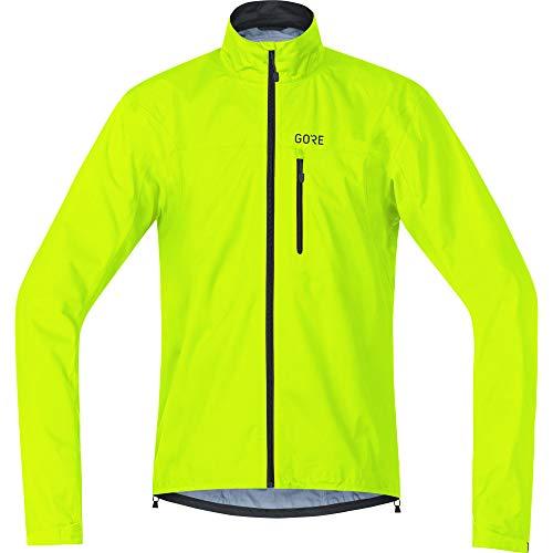 GORE Wear C3 Herren Jacke GORE-TEX, L, Neon-Gelb