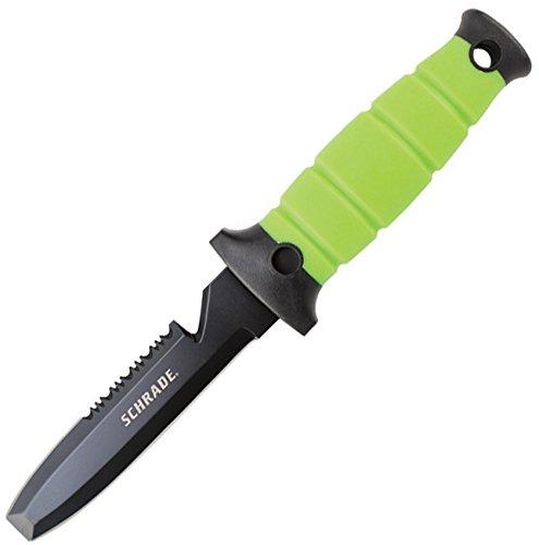 Schrade 0 WR3 Water Rat Dive Knife Schwr3 Tauchermesser