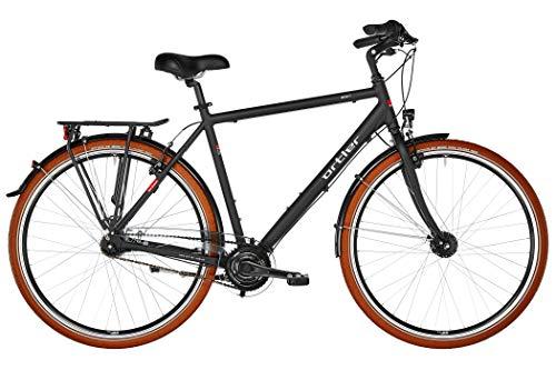Ortler Monet Black matt Rahmenhöhe 56cm 2020 Cityrad