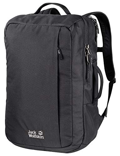 Jack Wolfskin Brooklyn 26 Rucksack, Black, ONE Size