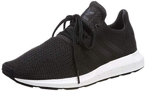 adidas Herren Swift Run CQ2114 Fitnessschuhe, Grau (Carbon/Negbas/Brgrin 000), 42 EU