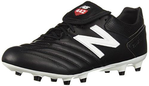 New Balance MSCKFBW1, Football Shoe Mens, Schwarz/Weiß