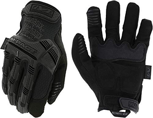Mechanix Wear M-Pact Covert Handschuhe (X-Large, Vollständig schwarz)