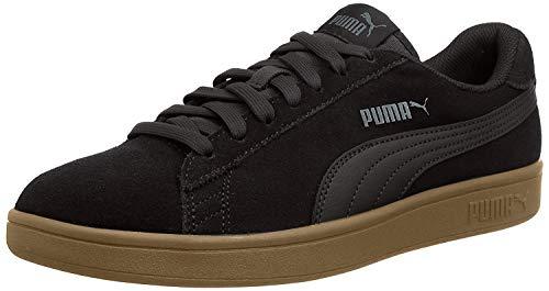 Puma Unisex-Erwachsene Smash v2 Zapatillas, Schwarz Black Black, 45 EU