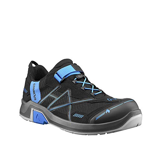 Haix CONNEXIS Safety T S1 Low/Black-Blue. UK 10.0 / EU 45