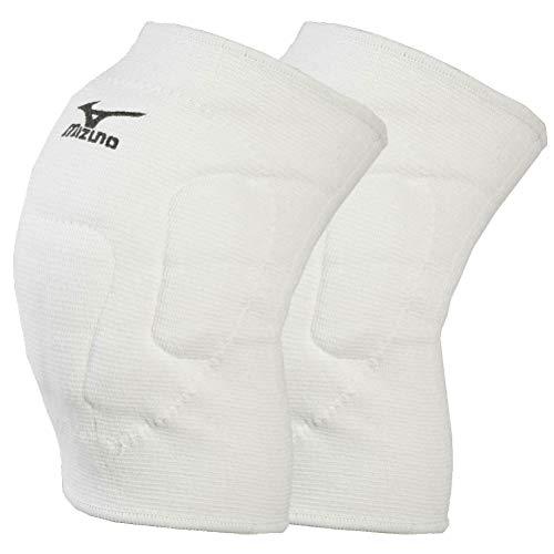Mizuno VS1 Kneepad Knieschützer, Weiß, S