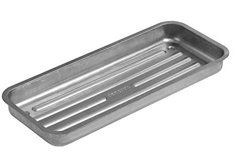 Dancook 120 132 - Kohleschale passt zu Dancook 7400, 7500, 5300, 5600 und 5000 Grills, Aluminium-Stahl.
