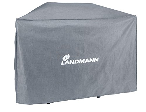 Landmann Premium - Wetterschutzhaubexl, anthrazit, 145 x 60 x 120 cm