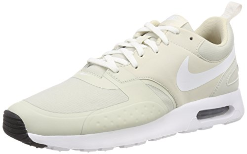 Nike Herren Sneaker Air Max Vision, Weiß (Light Bone/White-Bla 008), 43 EU