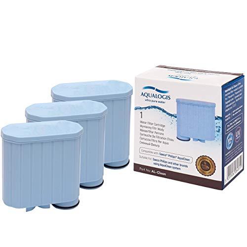 Aqualogis® Al-Clean Kompatibel Wasserfilterkartusche Mit CA6903/01 AquaClean Anti-Kalk Für Philips - Saeco Kaffeevollautomaten (3)