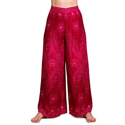 PANASIAM Sunshine Pants one, V22 Fuchsia L