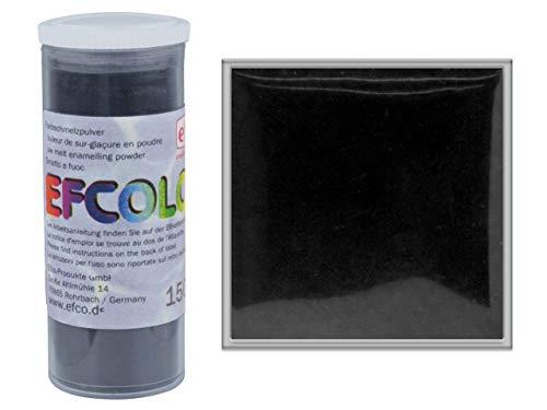 Efcolor Efco 10 ml schwarz Verkaufseinheit = 1 Stueck