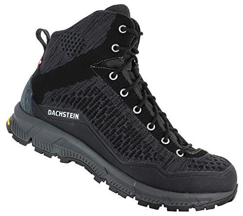 Dachstein M Super Leggera GTX Grau, Herren Gore-Tex Wanderschuh, Größe EU 43.5 - Farbe Graphite - Black