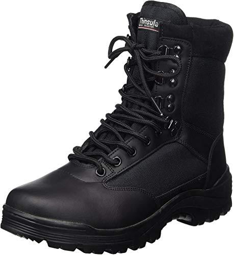 Mil-Tec Stiefel Swat Boots schwarz 45