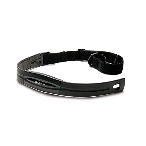 Garmin Standard Herzfrequenz-Brustgurt für eine drahtlose Übertragung der Herzfrequenzdaten an Garmin Geräte