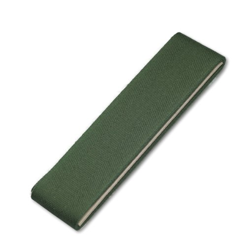 Baumwoll-Nahtband 30mm dunkelblau, 2m