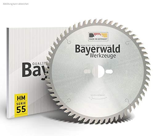 Bayerwald - HM Kreissägeblatt - Ø 250 x 2.8 x 30 | Z=40 WZ | Serie 11.55 - Wechselzahn für Längs- & Querschnitte in Holz/Holzwerkstoffen