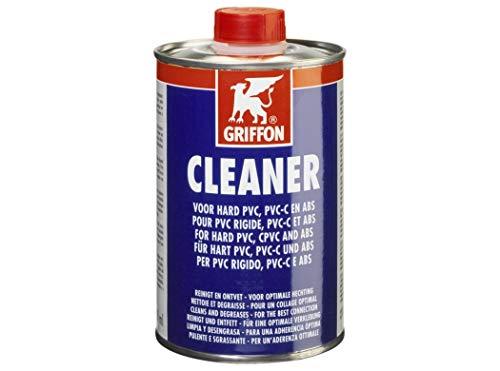 Griffon PVC Reiniger 125ml, Grundpreis 4,80€/100 ml)