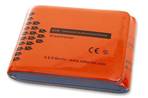 SDB Splintschiene Immobilisationsschiene 90x11 cm