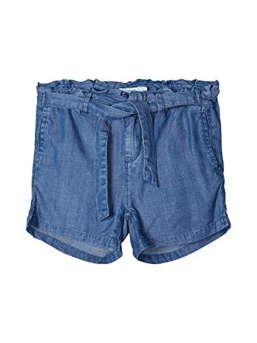 NAME IT Girl Jeansshorts Regular Fit 140Medium Blue Denim