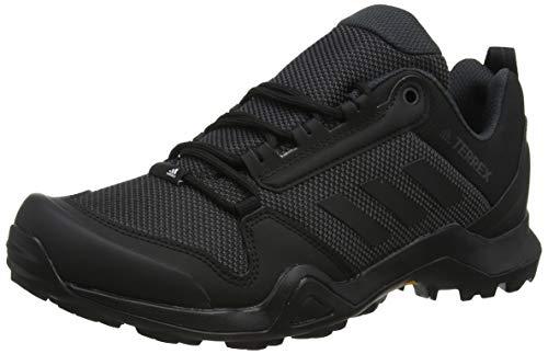 adidas Herren Terrex AX3 Klassische Stiefel, Schwarz (Black Bc0524), 42 2/3 EU