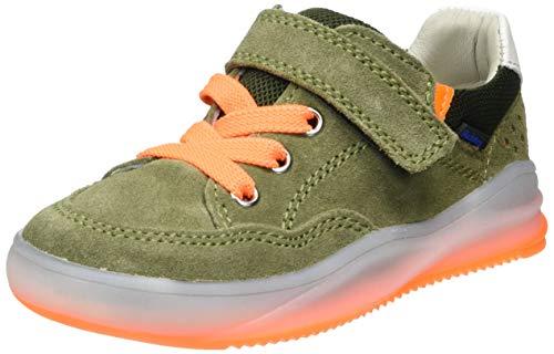 Richter Kinderschuhe Jungen HarryL Sneaker, Grün (Scandinavian/N.Ora/W 8101), 29 EU
