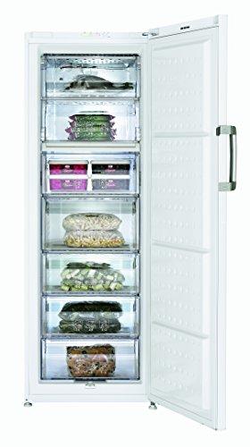 Beko FS 127930 Gefrierschrank/A++/237 L Gefrierteil/ Vorgefriertablett mit Eiswürfelschale/Antibakterielle Türdichtungen