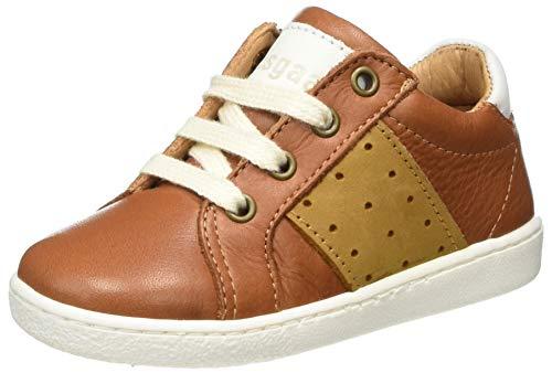 Bisgaard Jungen Sami Sneaker, Braun (Brandy 1301), 30 EU