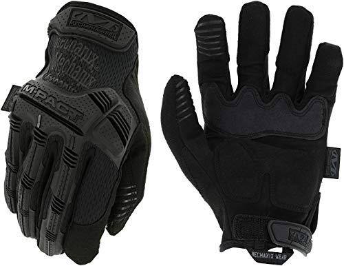 Mechanix Wear M-Pact® Covert Handschuhe (X-Large, Vollständig schwarz)