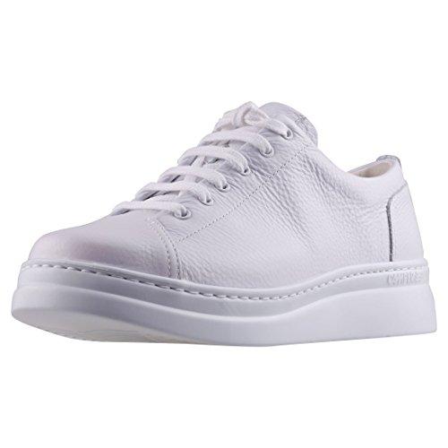 CAMPER Damen Runner Up Sneaker, Weiß (White Natural 100), 37 EU