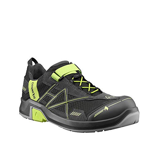 Haix CONNEXIS Safety T S1 Low/Grey-red. UK 9.0 / EU 43