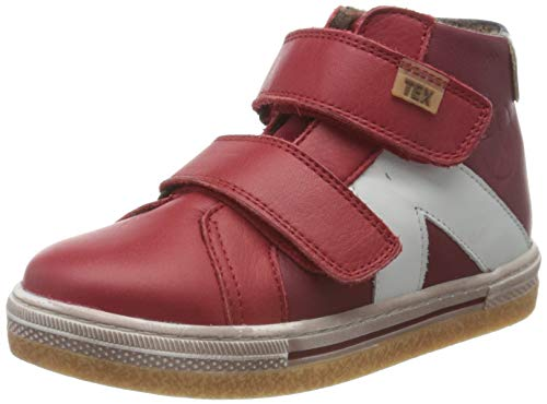 Bisgaard Unisex-Kinder Dara tex sneaker, red, 30 EU