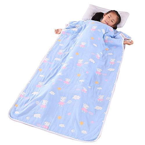 Babyschlafsack Kind Anti-Kick Quilt Babyschlafsack vier Jahreszeiten 0-12 Jahre-C_55 * 80cm baby schlafsack mit schlafsack