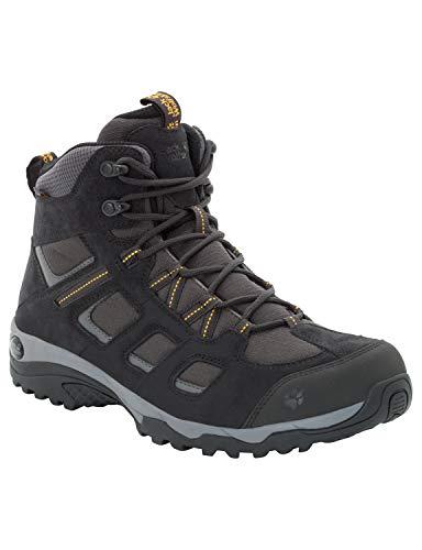 Jack Wolfskin Herren Vojo Hike 2 Texapore MID M Wasserdicht Trekking-& Wanderstiefel, Grau (Phantom 6350), 42 EU