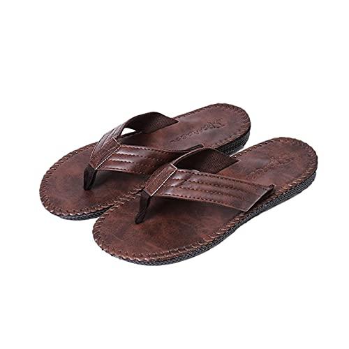 iBaste Flip Flops Herren,Herren Flip Flops Sandalen Lässige Tangasandalen rutschfeste Hausschuhe